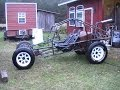 VW Dune Buggy Build Part 1