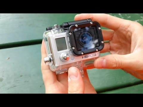 How to Open the GoPro Waterproof Case