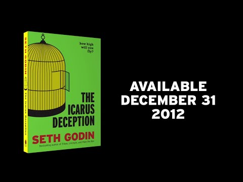 Icarus Deception Official Trailer - Seth Godin