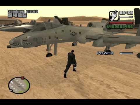 GTA SA Military Vehical Mod PART 3