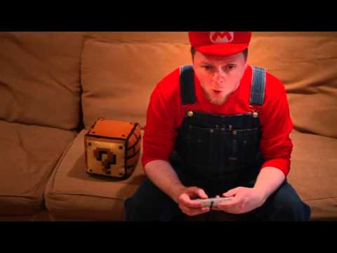 """Bob-Omb"" by Insane Ian (Parody of ""Grenade"" by Bruno Mars)"