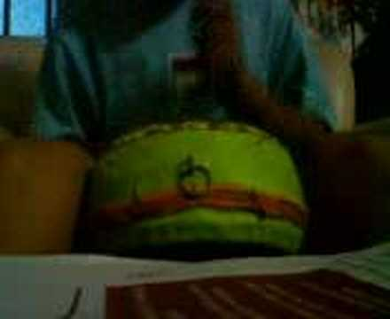 My Lion Dance Drumming (HokSan)