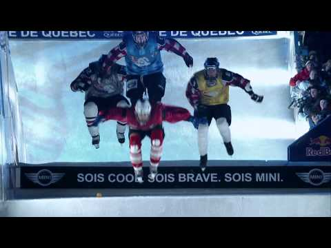 Dutch Downhill Ice Cross Team Profile - Red Bull Crashed Ice