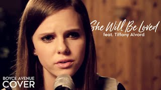 Maroon 5 - She Will Be Loved (Boyce Avenue feat. Tiffany Alvord acoustic cover) on iTunes & Spotify