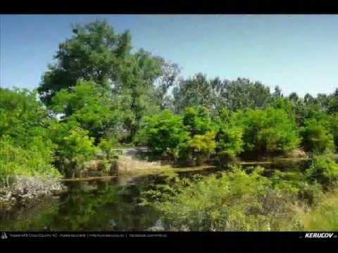 VIDEOCLIP Traseu MTB Komarom - Dunaalmas - Sutto - Esztergom / EuroVelo 6 - 4