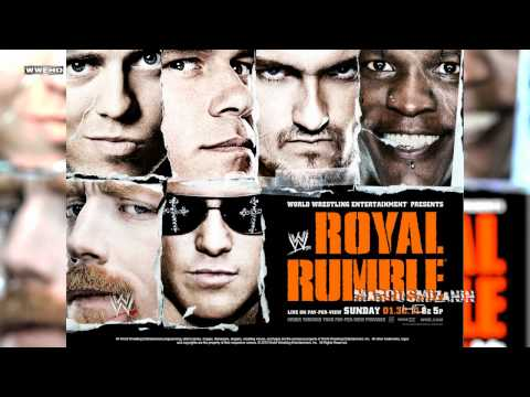 """WWE Royal Rumble 2011 Theme Song - """"Living In A Dream""""   Download Link"""