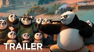 Kung Fu Panda 3 | Official HD Trailer #2 | 2016