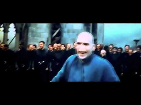 Voldemort's Awkward Laugh