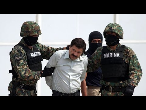 60 Minutes goes inside the arrest of drug lord El Chapo