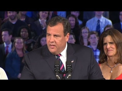 Election 2013 Results: Chris Christie Wins Re-Election, Tea Party Takes Hit in Va. 11/6/13