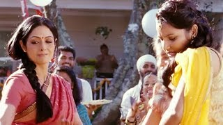Garala Patti (Song Promo) Telugu | English Vinglish