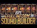 Fifa 15 Expensive Full Inform BPL Squad Builder 2.5 Million Coins Ultimate Team