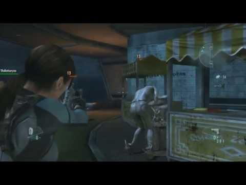Resident Evil Revelations - RAIDE cooperativo