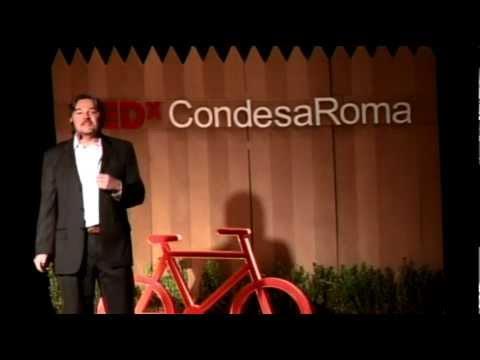 TEDxCondesaRoma - Luis Zambrano - Ecosistema urbano