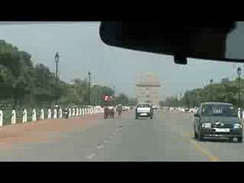 India Gate - not that great quality