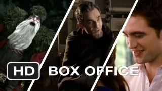 Weekend Box Office - December 1-2 2012 - Studio Earnings Report HD