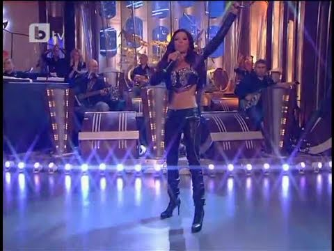 Ruslana in Slavi's Show on bTV (Bulgaria), 17.06.2011