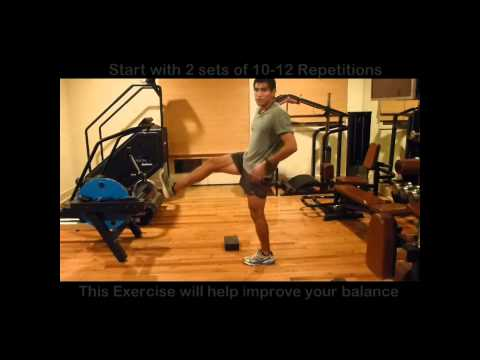 Knee Injuries Exercises 6 - Knee Injury Free Exercise Videos