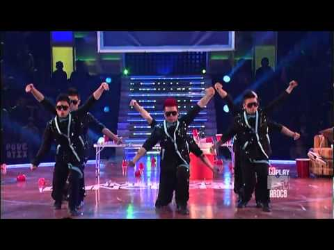 Poreotix - Friday (Rebecca Black) HD  - ABDC Finale Season 6 before 2011 MTV Movie Awards