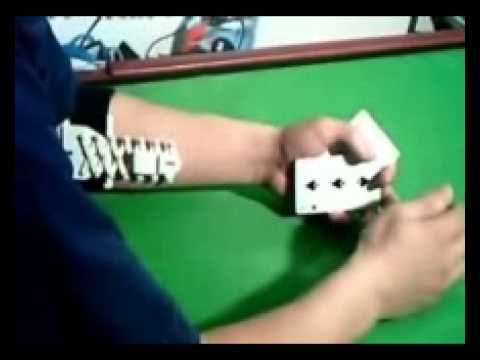 Ghost Move card trick