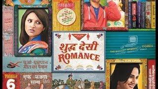 Shuddh Desi Romance - Digital Poster