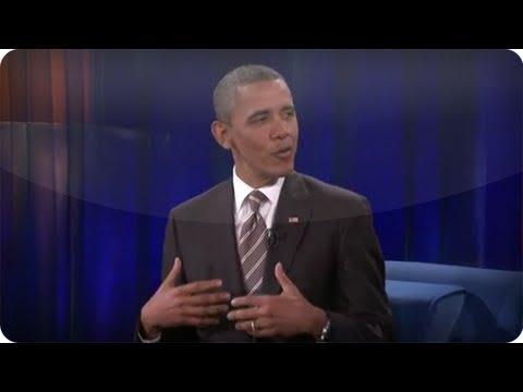President Barack Obama, Part 1 (Late Night with Jimmy Fallon)