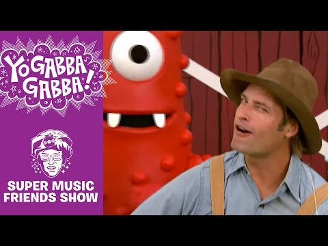 On The Farm - Farmer Josh & The Gabba Gang