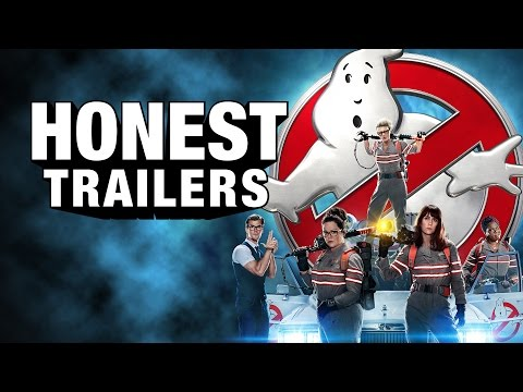Honest Trailers - Ghostbusters (2016)