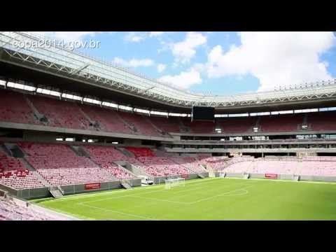 Arena Pernambuco - Detalhes