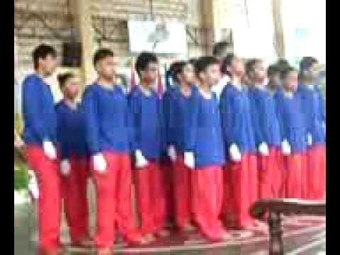 Ako'y Pilipino,Filpino ang Wika-Sabayang Pagbigkas