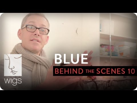 Blue BTS: The Makeup Artist -- 10 of 10