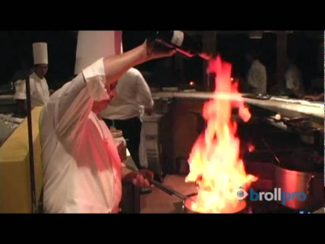 Dreams Los Cabos Suites Golf Resort & Spa - Dining B-roll
