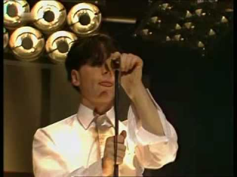Simple Minds - I travel 1980