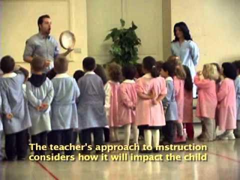 Mazzetti on Montessori