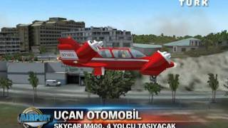 Uçan araba - Habertürk
