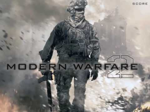 CoD: Modern Warfare 2 Soundtrack - Favela Combat