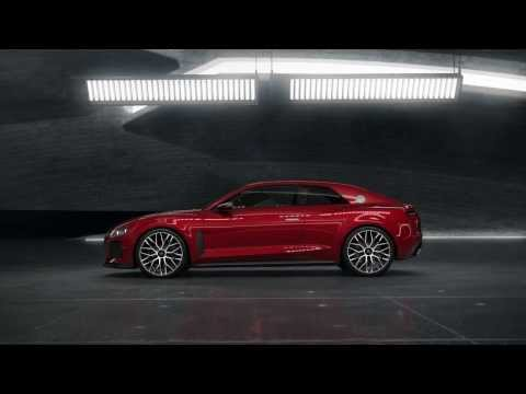 Audi laserlight concept