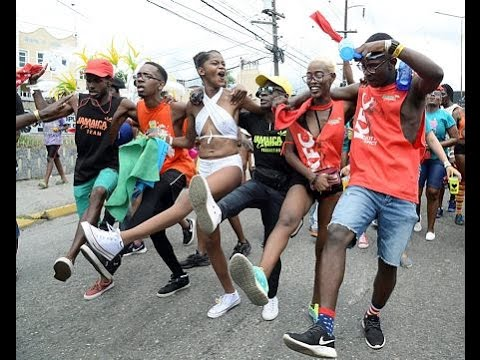 Jamaica Carnival is 'back pon de road'