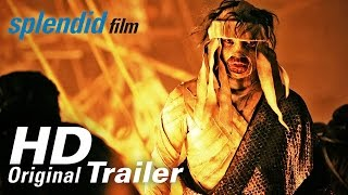 Rurouni Kenshin - Kyoto Inferno - Trailer Deutsch HD - Takeru Satoh