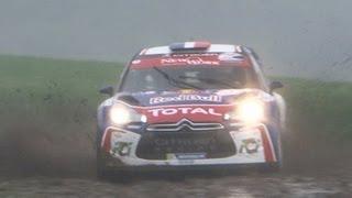 Vidéo Rallye du Chablais 2013