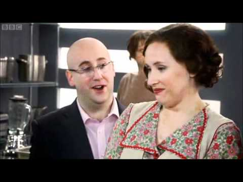 Horrible Histories Historical Masterchef WW2 Housewife