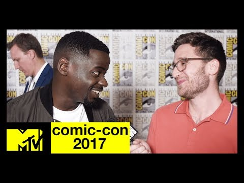 'Black Panther's Daniel Kaluuya Discusses His Character & Storytelling | Comic-Con 2017 | MTV - UCxAICW_LdkfFYwTqTHHE0vg