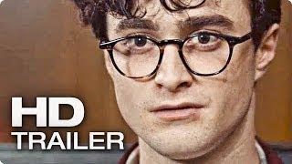 KILL YOUR DARLINGS Offizieller Trailer Deutsch German   2014 [HD]