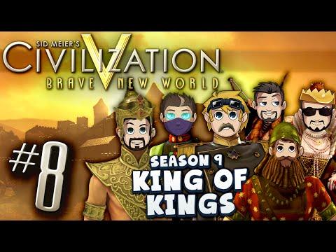 Civilization 5 King of Kings #8 - Highbrow Comedy