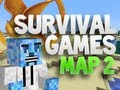 Minecraft Hunger Games - Map 2!