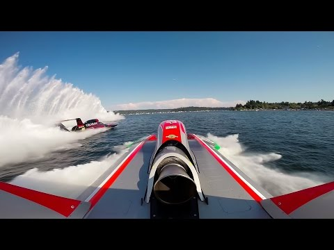 GoPro: Fastest Hydroplane on Earth