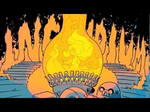 Adventure Time Original Demo Songs for &quot;Incendium&quot; by Rebecca Sugar