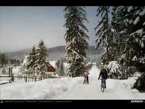 VIDEOCLIP Traseu MTB Cheia - Cabana Muntele Rosu - Cheia