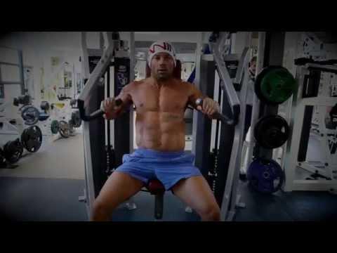 Train hard or go home with Seb Najarian