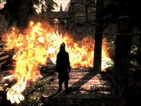 TES V: Songs of Skyrim (The Dragonborn Comes)